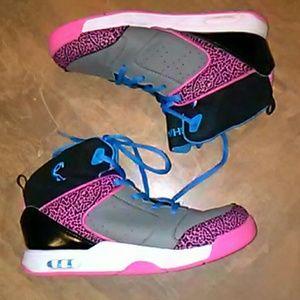 Girls Retro Shaq Basketball Shoes SZ-4